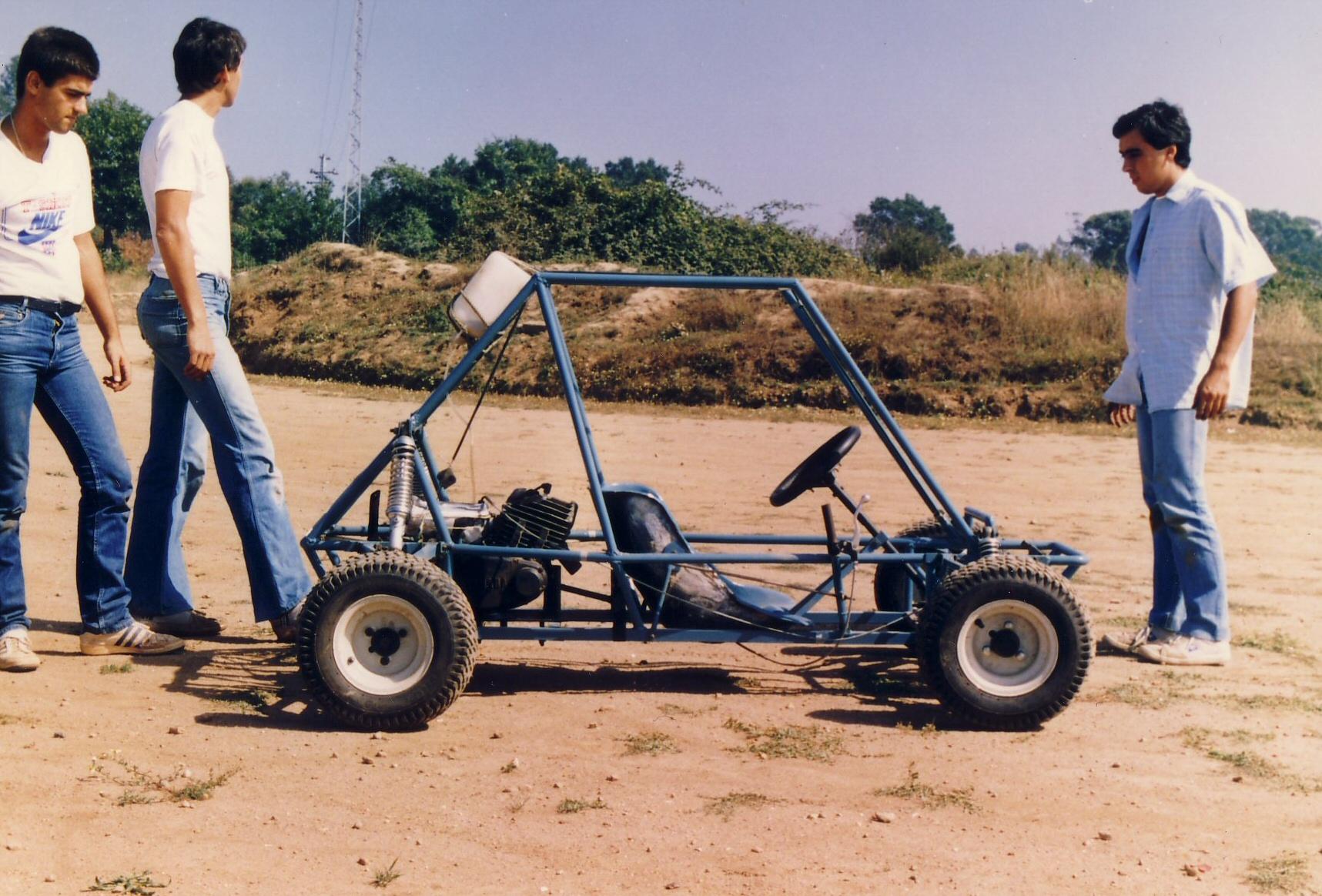 kart cross 1985